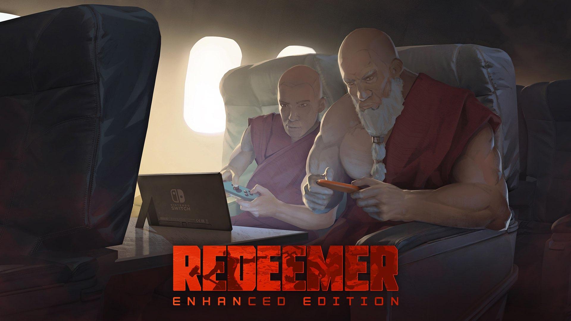 Redeemer: Enhanced Edition Decimates Switch Next Month