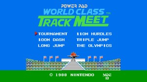 World Class Track Meet (NES) Game Hub