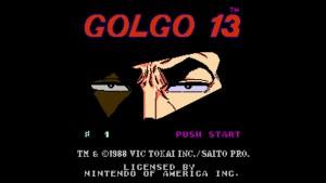 Golgo 13 (NES) Game Hub