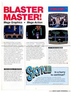 Sunsoft Game Time News | Summer 1988 - Pg 4