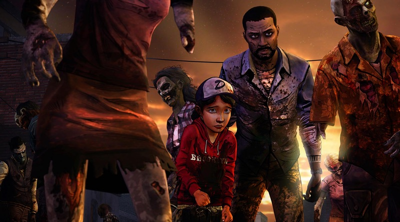 The Walking Dead Season 1 Thrills Switch Owners On August 28