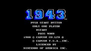 1943 (NES) Game Hub