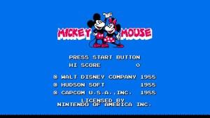Mickey Mousecapade (NES) Game Hub