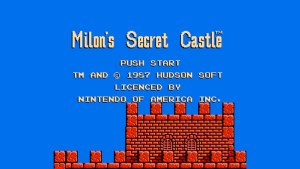 Milon's Secret Castle (NES) Game Hub
