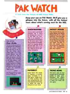 Nintendo Power | Sept Oct 1988-85