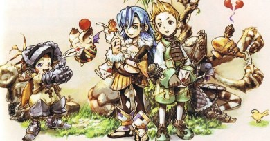 Final Fantasy Crystal Chronicles Remastered Edition Arrives On August 27