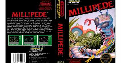 Millipede Review
