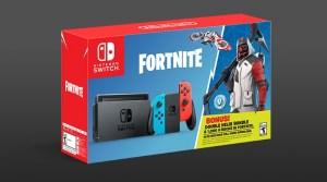 Nintendo Goes Bundle Crazy: Fortnite Switch Bundle Makes Number 4