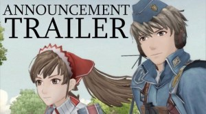 Official Valkyria Chronicles Trailer & Valkyria Chronicles 4 DLC Detailed