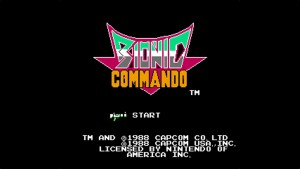 Bionic Commando (NES) Game Hub