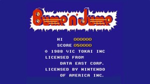 Bump 'N' Jump (NES) Game Hub