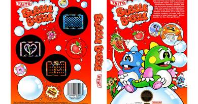 Bubble Bobble Review
