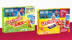 Get Your Party On While You Eat Lunchables