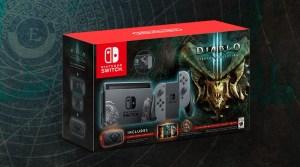 Diablo III: Eternal Collection Nintendo Switch Bundle Exclusively At GameStop