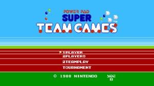 Super Team Games (NES) Game Hub
