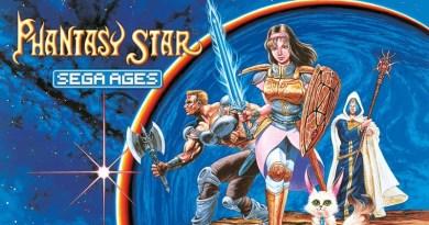 Sega Ages Phantasy Star Review