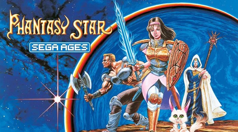 Sega Ages Phantasy Star Arrives On Switch December 13