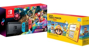 Best Buy Black Friday: 2DS Mario Maker Edition & Switch Smash Bros. Ultimate Bundles