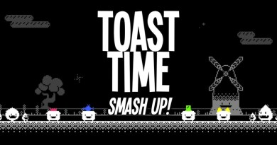 Toast Time: Smash Up Review