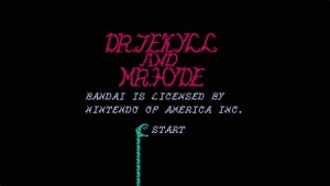 Dr. Jekyll & Mr. Hyde (NES) Game Hub