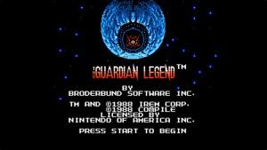 Guardian Legend (NES) Game Hub