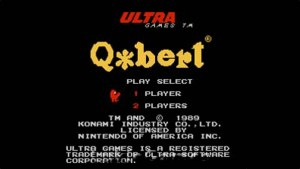 Q*bert (NES) Game Hub