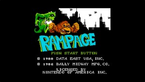 Rampage (NES) Game Hub