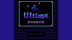 Ultima: Exodus (NES) Game Hub