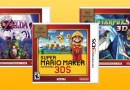 Zelda: Majora's Mask, Star Fox 64 3D & Super Mario Maker 3DS Join Nintendo Selects