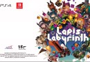 Lapis x Labyrinth Arrives May 28 On Switch