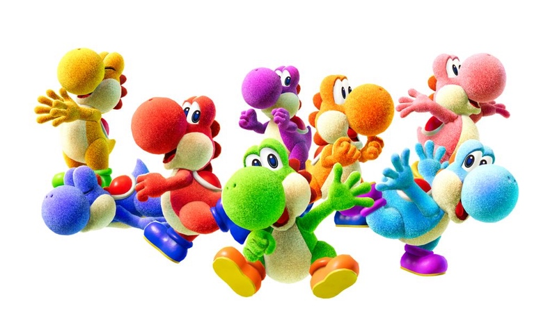 Video Update Yoshi S Crafted World Overview Trailer Japanese Nintendo Times