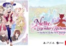 Nelke & The Legendary Alchemists: Ateliers Of The New World Arrives March 26