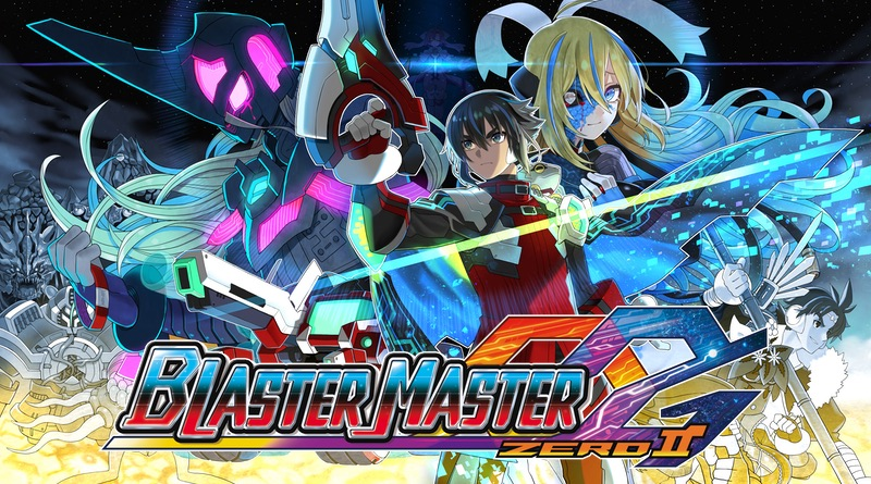 Blaster Master Zero 2 Has Shadow Dropped Onto The Switch Today