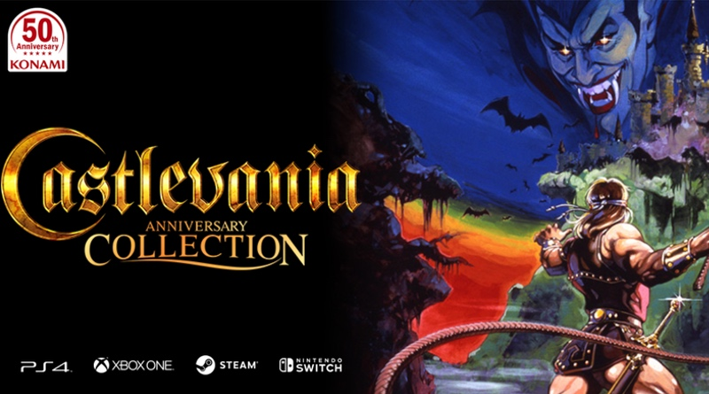 Konami Adds Japanese Versions To Castlevania & Contra Anniversary Collections