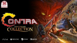 Contra Anniversary Collection Shoots Up The Switch This Summer