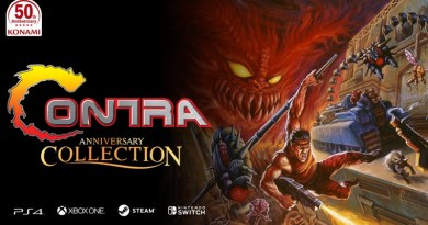 Contra Anniversary Collection Review