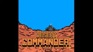 Desert Commander (NES) Game Hub