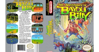 The Adventures Of Bayou Billy Review