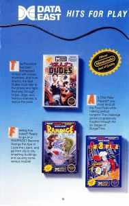 Summer CES 1989   Data East NES Brochure-1