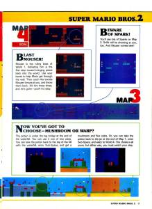 Nintendo Power | July Aug 89 | SMB 2 Hint Book - 11