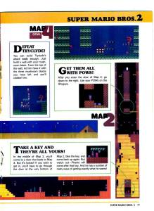 Nintendo Power | July Aug 89 | SMB 2 Hint Book - 19