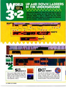 Nintendo Power | July Aug 89 | SMB 2 Hint Book - 22