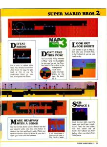 Nintendo Power | July Aug 89 | SMB 2 Hint Book - 23