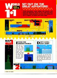 Nintendo Power | July Aug 89 | SMB 2 Hint Book - 6