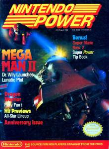 Nintendo Power | July August 1989 p1