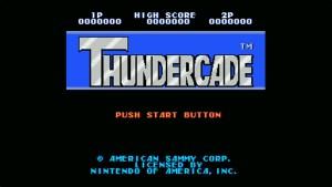 Thundercade (NES) Game Hub