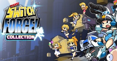 Mighty Switch Force Collection Review