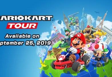 Mario Kart Tour Power Slides Onto Mobile On September 25