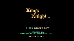 King's Knight (NES) Game Hub