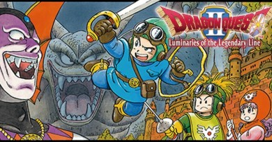 Dragon Quest II: Luminaries Of The Legendary Line Review